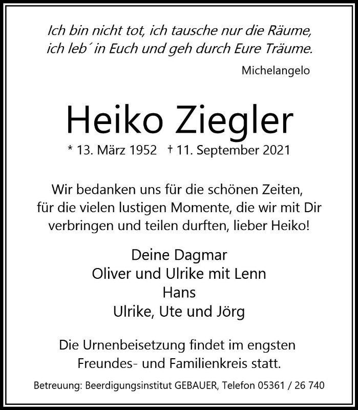 Profilbild von Heiko Ziegler
